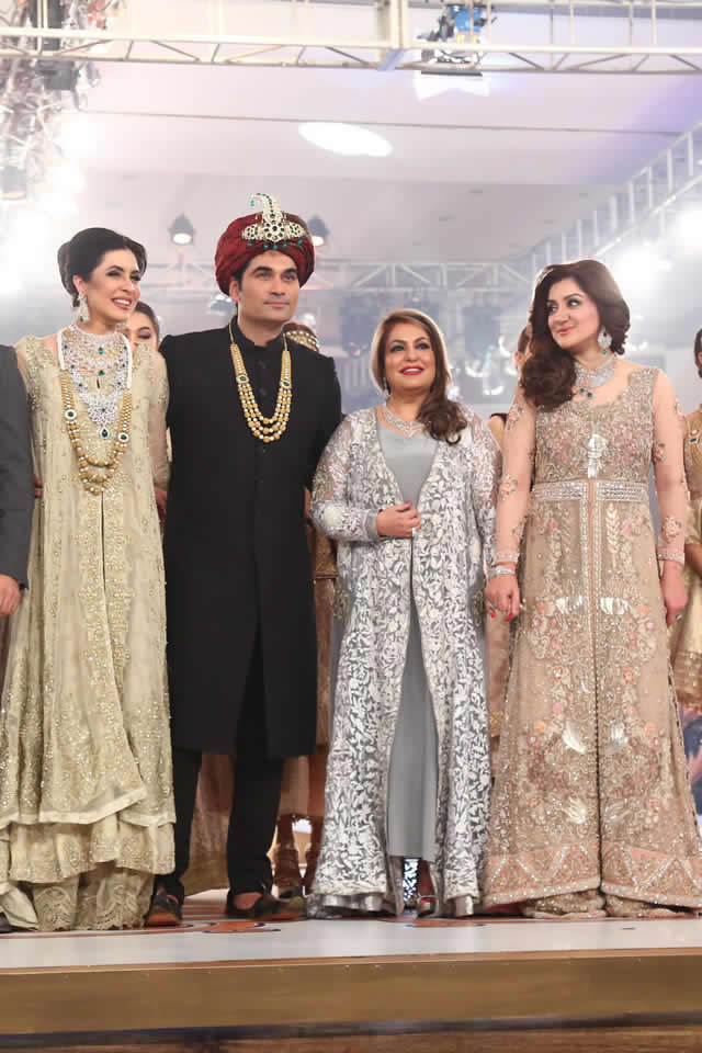 Bridal Couture Week 2015 Damas Latest Collection
