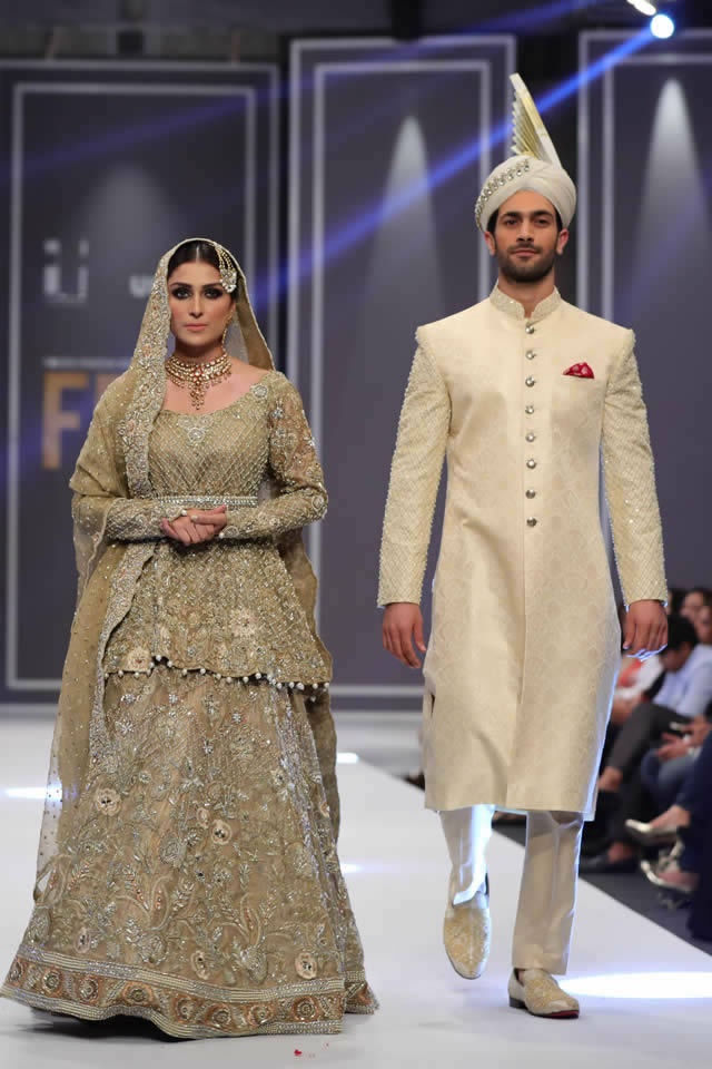 2016 FPW Deepak Perwani Dresses Collection Photos