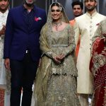 Deepak Perwani Dresses Fashion Pakistan Week WF 2016 Images