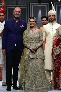Deepak Perwani Bridal Collection FPW 2016