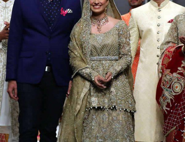 Deepak Perwani Bridal Collection FPW 2016