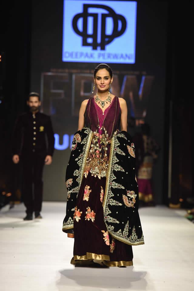 2015 FPW Deepak Perwani Dresses Gallery