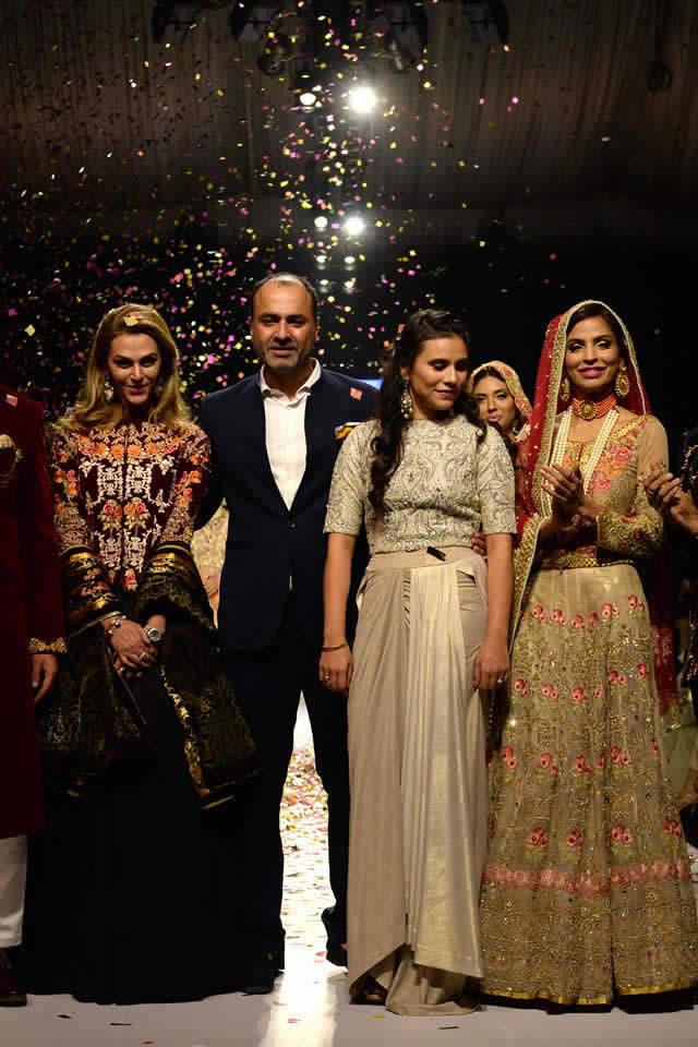 FPW 2015 Deepak Perwani Latest Dresses
