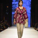 Deepak Perwani Dresses Fashion Pakistan Week WF 2015 Images