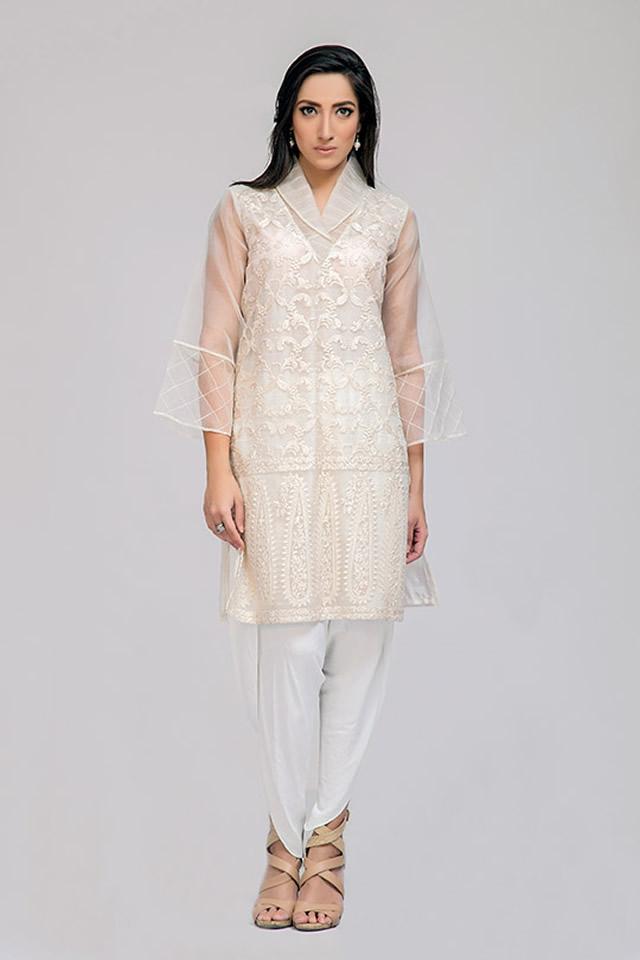 Deepak Perwani Summer Eid Dresses collection 2016 Gallery