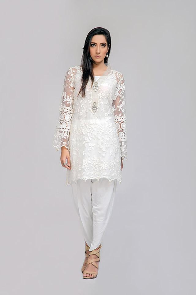 Deepak Perwani Summer Eid Dresses collection 2016