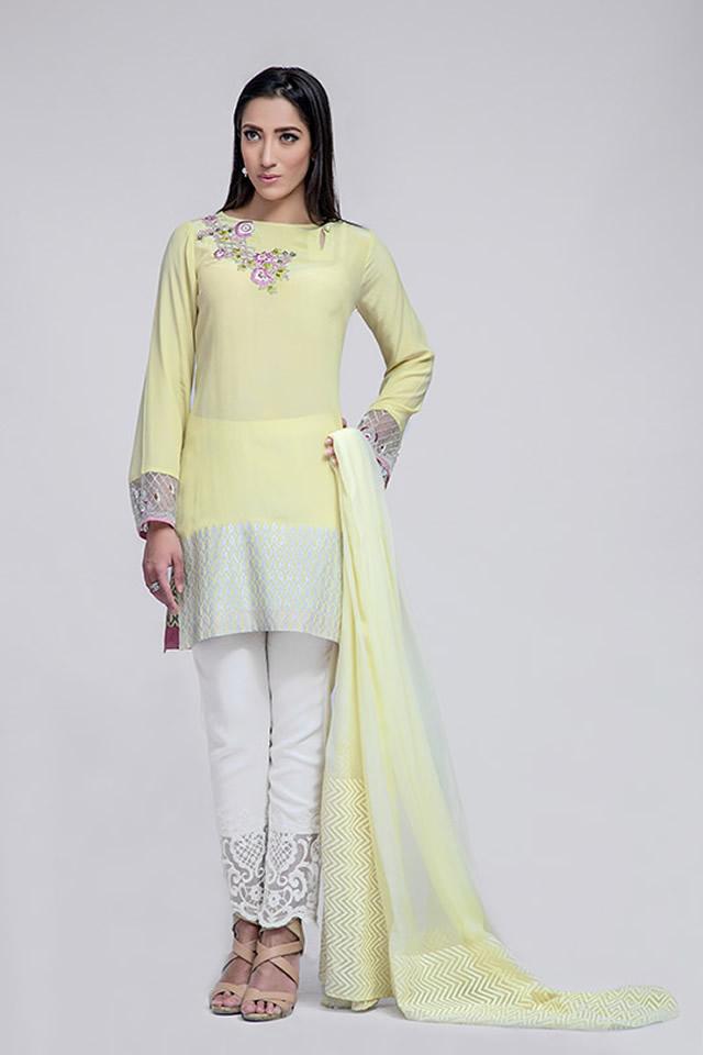 Deepak Perwani Summer Eid Dresses collection 2016 Pictures