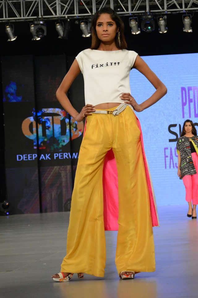 2016 PSFW Deepak Perwani Latest Collection Images