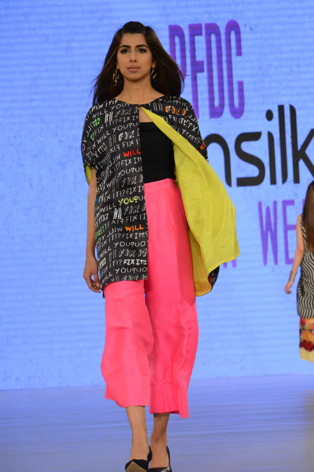 2016 PSFW Deepak Perwani New Collection Pictures