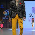 PSFW 2016 Deepak Perwani Dresses Gallery