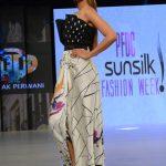 2016 PFDC Sunsilk Fashion Week Deepak Perwani Latest Dresses Picture Gallery