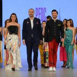 2016 PFDC Sunsilk Fashion Week Deepak Perwani Formal Dresses Pics