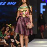 2015 Telenor Fashion Pakistan Week Deepak Perwani SS Dresses