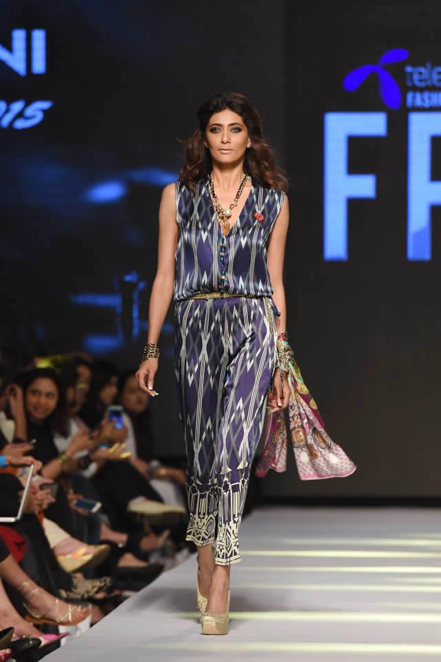 Deepak Perwani Telenor Fashion Pakistan Week Dresses