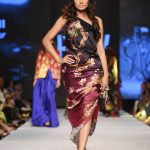 2015 Telenor Fashion Pakistan Week Deepak Perwani Dresses Pictures