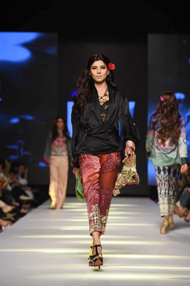 Deepak Perwani Telenor Fashion Pakistan Week 2015