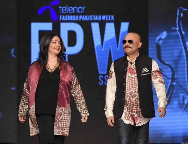 Deepak Perwani Summer Collection at TFPW 2015