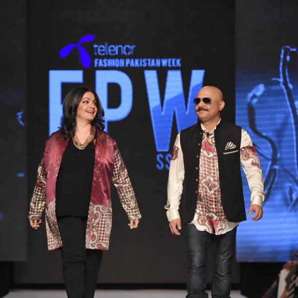 Deepak Perwani Summer Collection at TFPW 2015