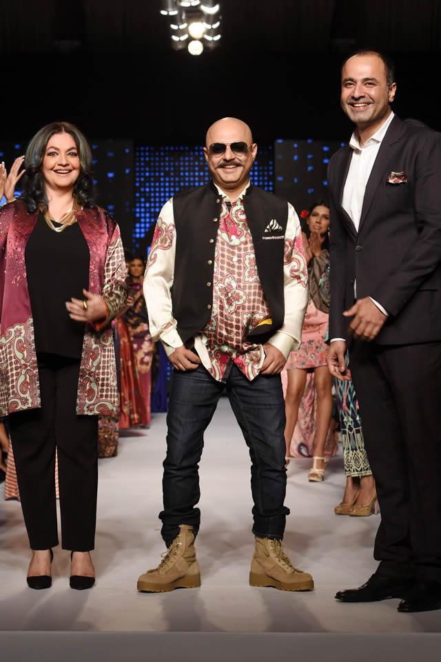 Telenor Fashion Pakistan Week Deepak Perwani Dresses