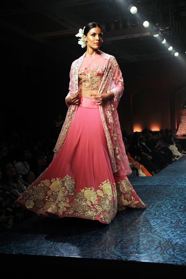Designer Manish Malhotra 2015 Mijwan collection Images