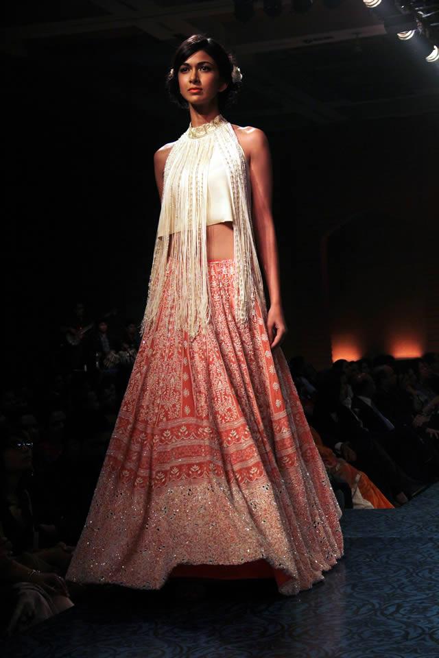 Designer Manish Malhotra 2015 Mijwan collection