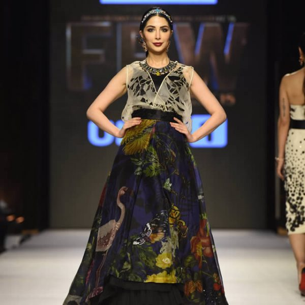 Elan Collection at Fashion Pakistan Week Winter Festive 2015