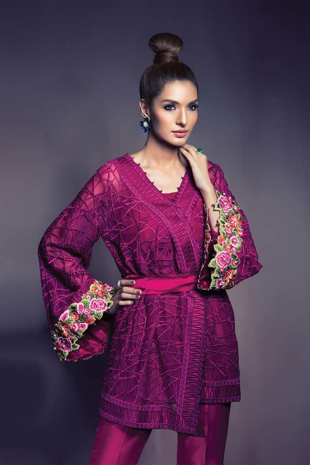 Elan Eid Capsule Dresses collection 2016