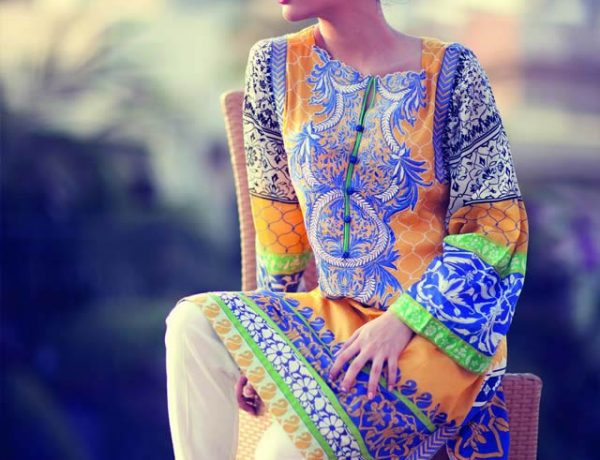 Elan Bakra Eid Collection 2015