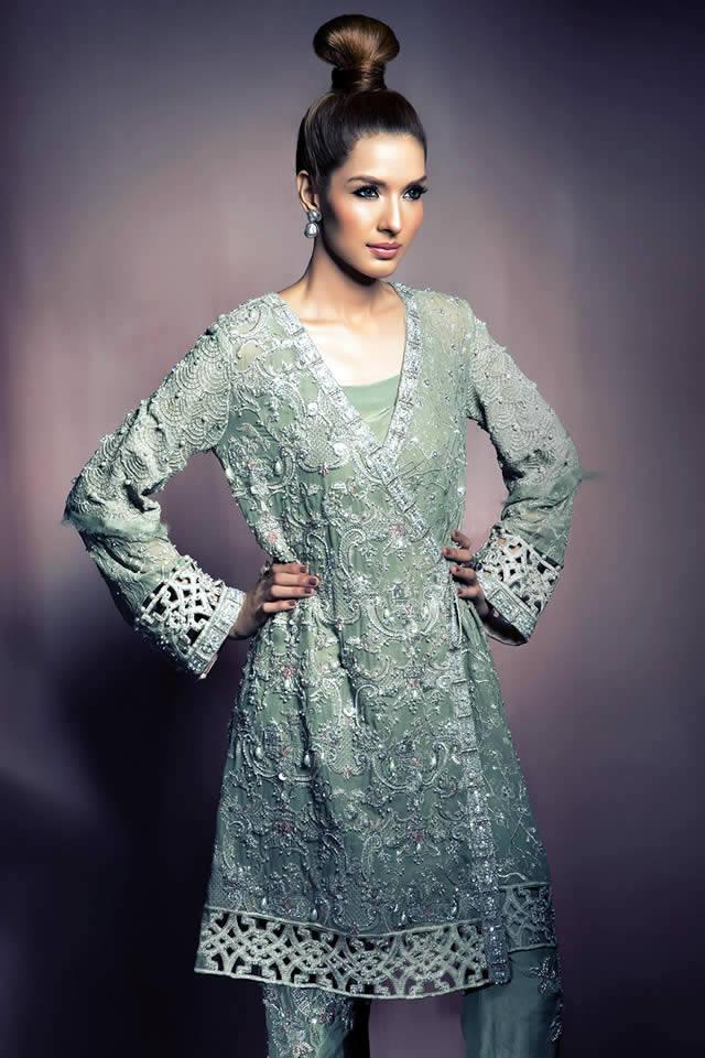 Elan Winter Luxury Dresses Collection