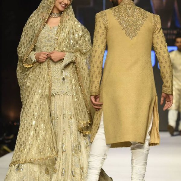 Umar Sayeed Collection at Fashion Pakistan Week