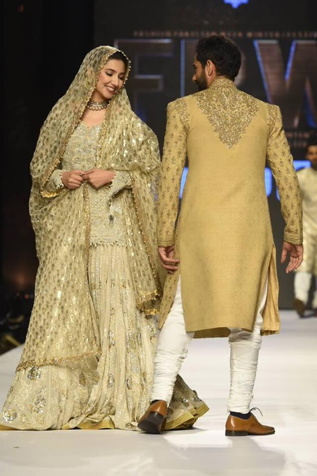 Umar Sayeed Collection at Fashion Pakistan Week
