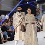 2015 PFDC Loreal Paris Bridal Week Fahad Hussayn Formal Collection Pictures