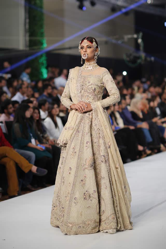 PFDC Loreal Paris Bridal Week 2015 Fahad Hussayn Dresses Gallery