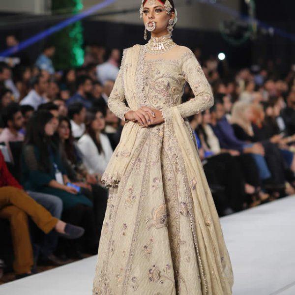 Fahad Hussayn Collection at PFDC L'Oréal Paris Bridal Week 2015