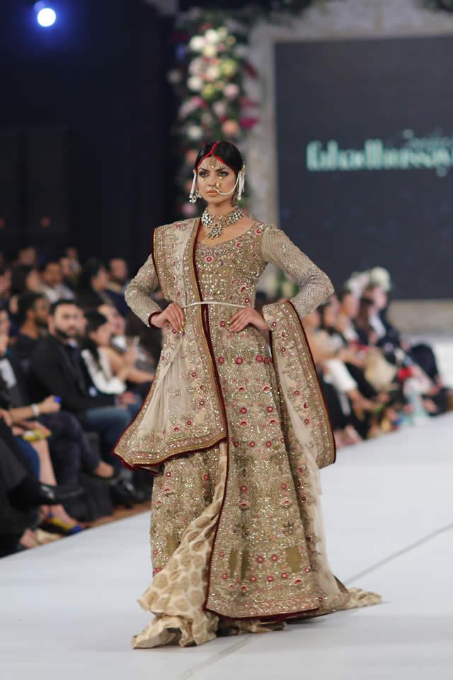 2015 PFDC Loreal Paris Bridal Week Fahad Hussayn Collection Photo Gallery