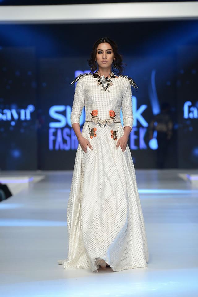 Fahad Hussayn PFDC Sunsilk Fashion Week