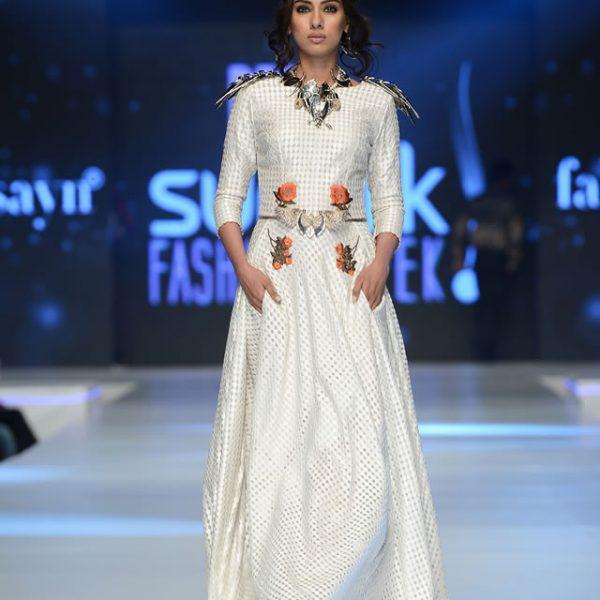 Fahad Hussayn Collection at PFDC Sunsilk Fashion Week 2015