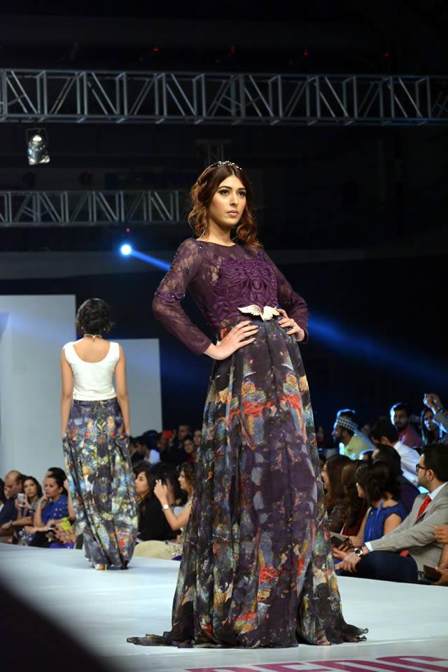 Fahad Hussayn PFDC Sunsilk Fashion Week collection 2015 Gallery