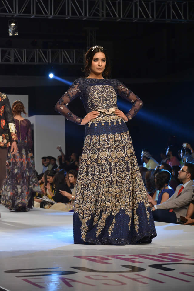 Fahad Hussayn PFDC Sunsilk Fashion Week collection 2015 Picture gallery