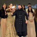 2016 Runway Pakistan Fahad Hussayn Dresses Gallery