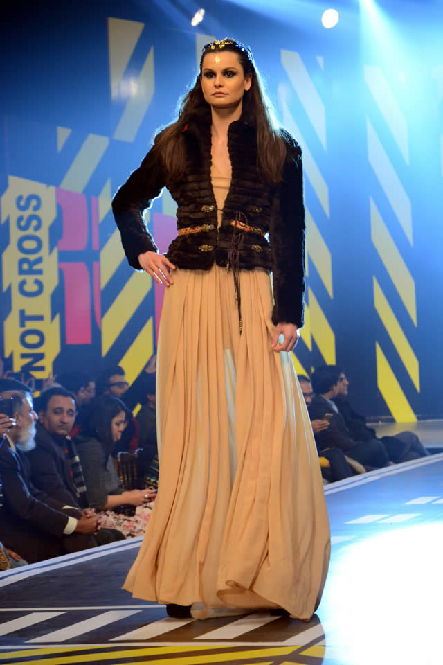 Fahad Hussayn Dresses Collection Picture Gallery