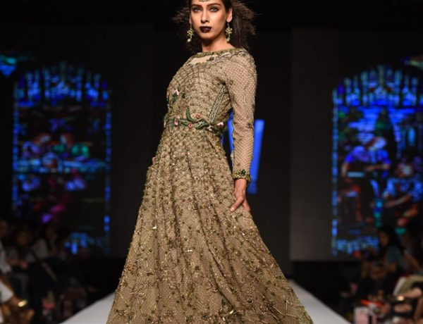 Fahad Hussayn SS collection at TPFW 2015