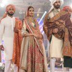 2015 TBCW Fahad Hussayn Dresses Collection Photos