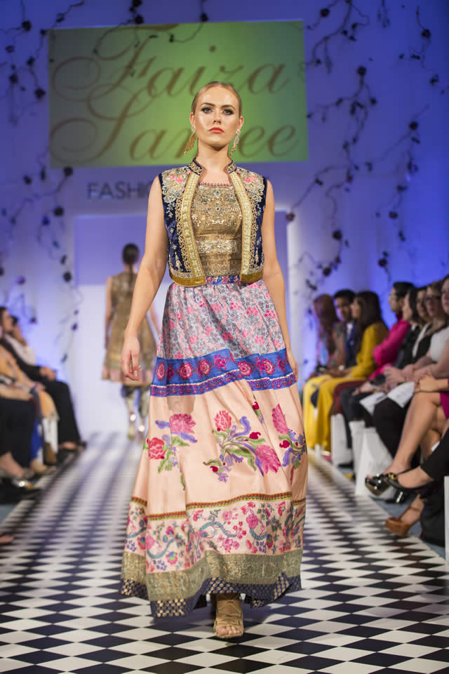 2016 Faiza Samee Latest Collection Images