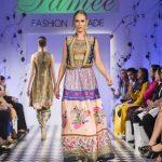 2016 Fashion Parade London Faiza Samee Dresses Gallery