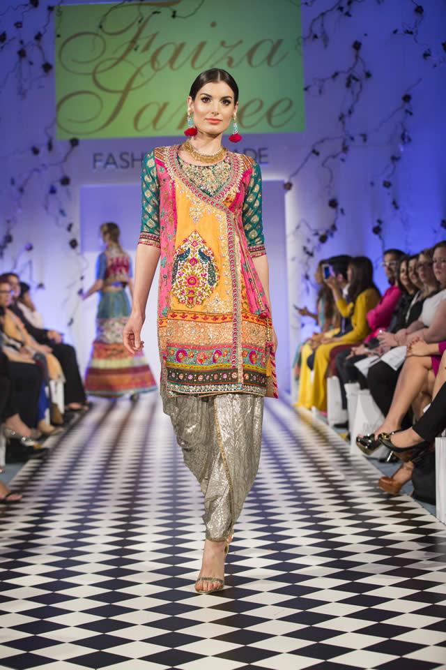 Faiza Samee Dresses Collection