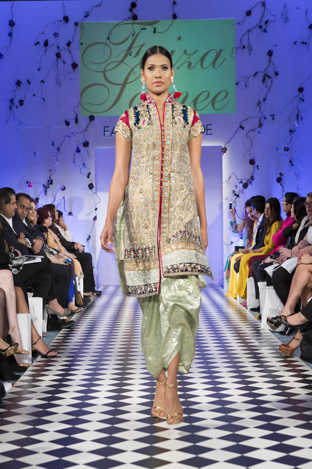 2016 Faiza Samee Dresses Collection Images