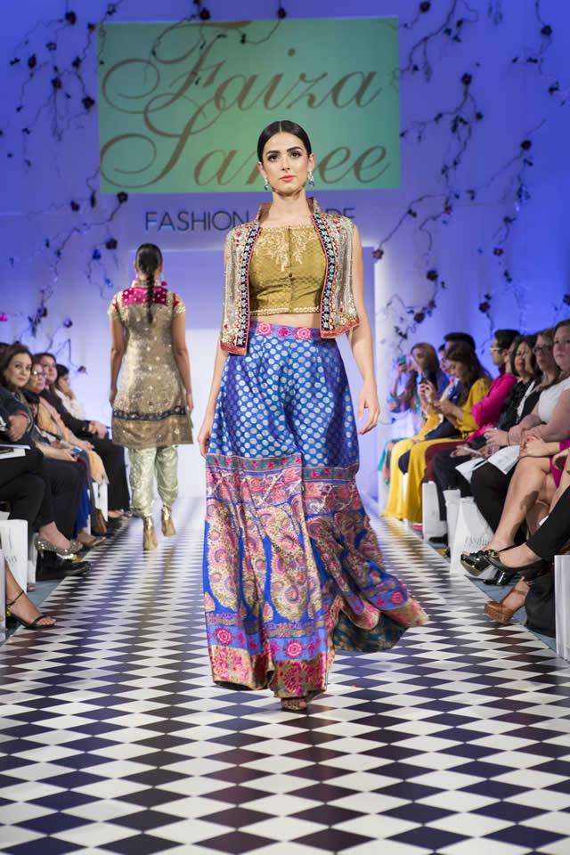 2016 Faiza Samee Dresses Collection Photos