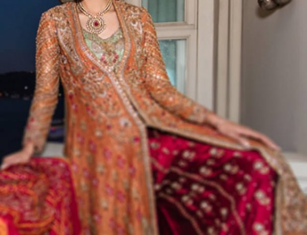 Farah Talib Aziz Latest Bridal Collection 2016
