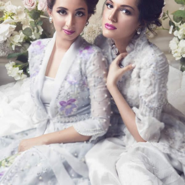 Designer Farah Talib Aziz Eid Dresses 2016